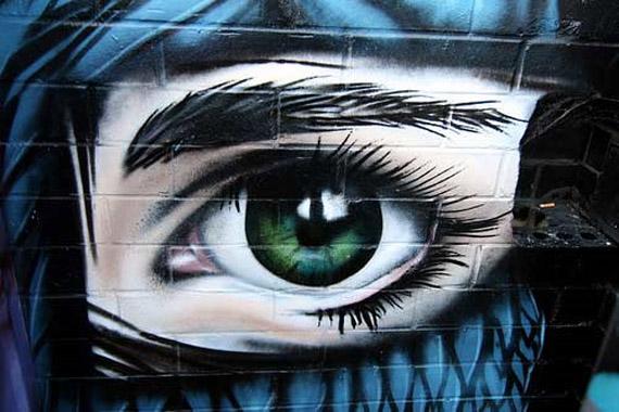 Профессиональное граффити как искусство